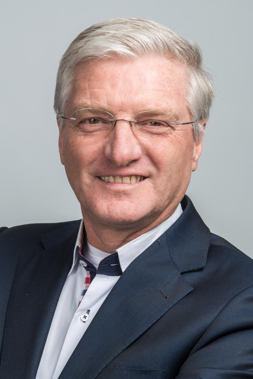 Portret foto van Hendrik Jan Floor